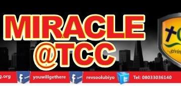 MIRACLE AT TCC